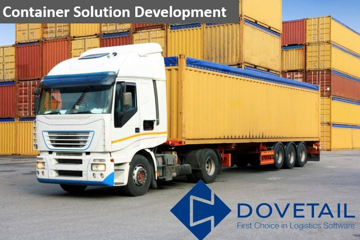 Why did Dovetail Develop its Container Transport Solution?