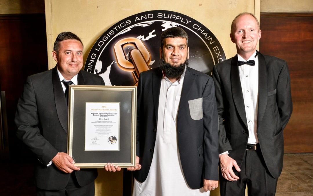 Logistics Achiever Awards Recognises Top Logistics Partnership